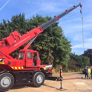 Crane Hire Bristol