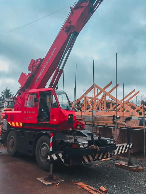 Crane Hire Bristol 2